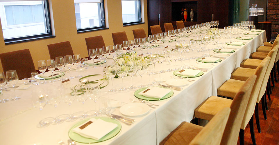 단체적 테이블